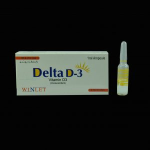 Delta D-3 Injection